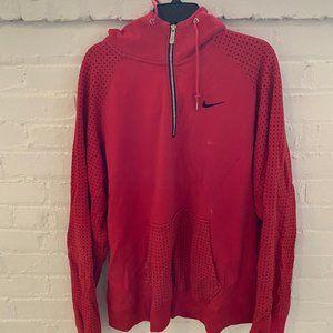 Nike Men's Manchester United Hoodie w/ Zipper